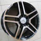 """Adora WRC-527 BF 16"""" 5*112 Легкосплавные диски на Mercedes Vito, литые диски на Mercedes Vito, титаны на Mercedes Vito, колеса на Mercedes Vito, диски"""