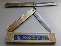 Купить Нож HIGONOKAMI Kanekoma Blue Steel 95mm