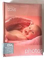 Детский фотоальбом EVG  на 100 фото 15x20x100 Лола