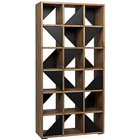 Шкаф-полка книжный Baby House Grant Геометрический (WFR-100190)