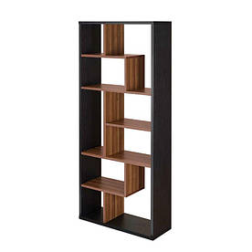 Шкаф-полка книжный Baby House Laurene Геометрический (WFR-100396)