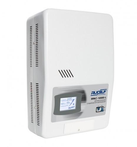 Стабилизатор напряжения RUCELF SRWII-12000-L - Решения для стабильного напряжения и бесперебойного электропитания в Днепре