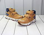 Підліткові демісезонні черевики для хлопчиків, фото 2