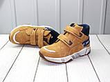 Підліткові демісезонні черевики для хлопчиків, фото 4