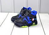 Демисезонные детские ботинки для мальчиков, фото 3