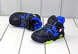 Демисезонные детские ботинки для мальчиков, фото 4