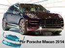 Комплект накладок на передний и задний бампера Porsche Macan