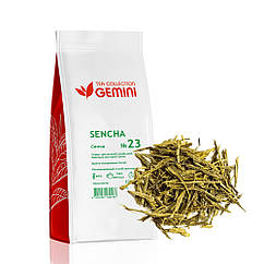 Чай зелёный Gemini Tea Collection Сенча 23 Sencha 100 г ZZ, КОД: 2673117