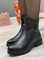 Ботинки женские зимние / размеры - 36-41 ⬇️, фото 1