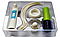 Вибрирующий массажер Антистресс для головы, шеи и позвоночника на батарейке KAILI KL- 5886 (Кайли), фото 10