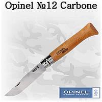 Складной нож Opinel №12 Carbone