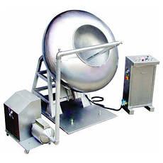 Оборудование для нанесение покрытий на таблетки