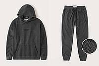 Спортивный костюм мужской - костюм спортивный Abercrombie & Fitch AF8376M XL Серый