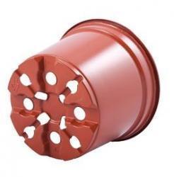 Горшок для рассады 9 см., 330 мл.Modiform терракотовый