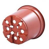 Горшок для рассады 19 см.3 л.,терракотовый Modiform
