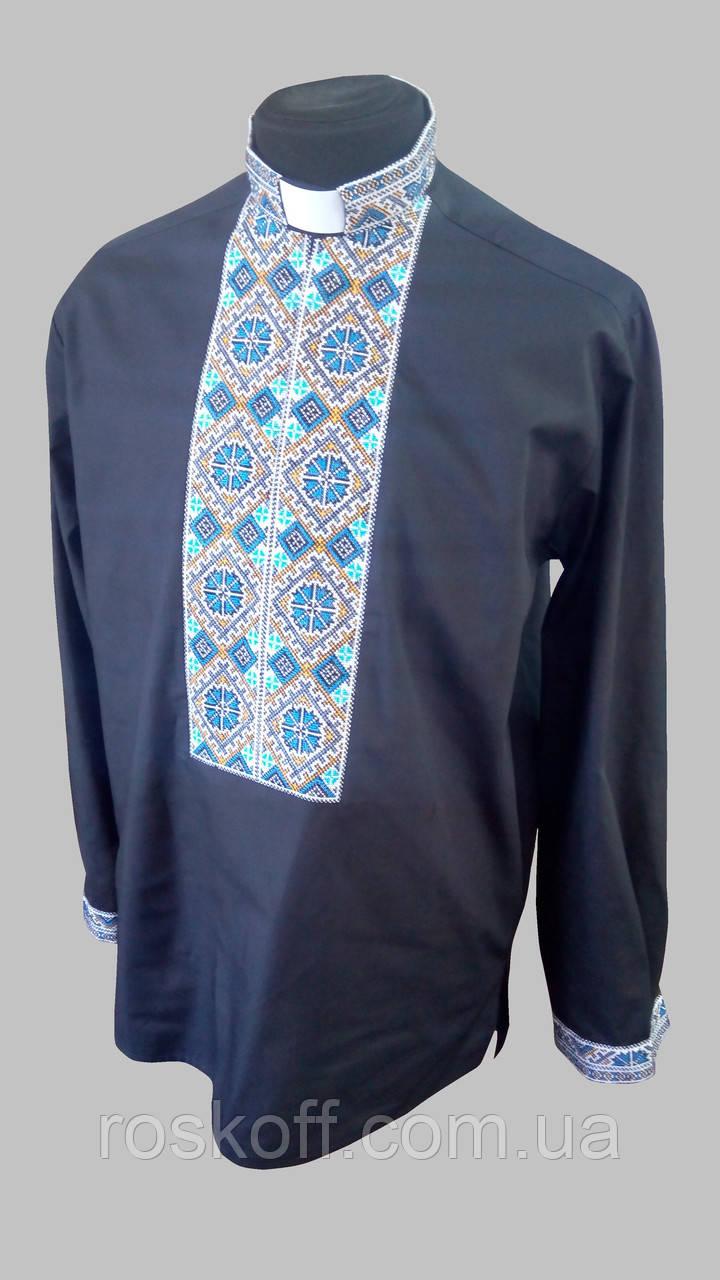 Вышитая рубашка для священников