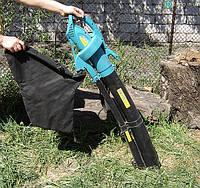 Воздуходувка-пылесос садовый Sadko SBE-2600 ( 2,6 кВт)