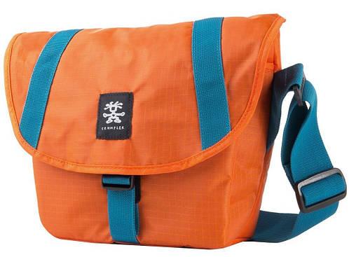 Эксклюзивная сумка для зеркальной фотокамеры CRUMPLER Light Delight 4000 (carrot), LD4000-013