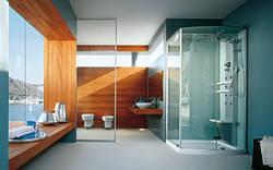 Багатофункціональні душові кабіни