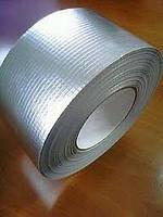 Фольга алюминиевая армированная 30мкм 75мм *50м