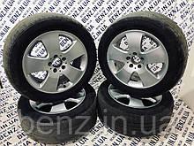 Диски Mercedes W221 R17, 8J, ET43, 5*112 A2214010302, B66474258