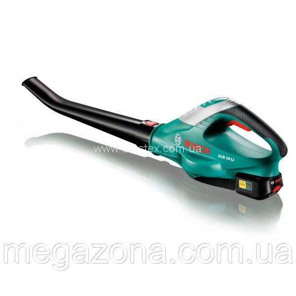 Садовый пылесос аккумуляторный Bosch ALB 18 Li
