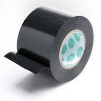 Лента PVC черная 50мм*25м