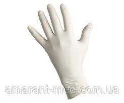 Перчатки нетриловые смотровые,не опудренные, н/стер. р.XS,S,M,L