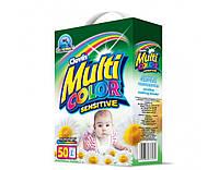 Детский стиральный порошок MultiCOLOR Sensitive 5 кг