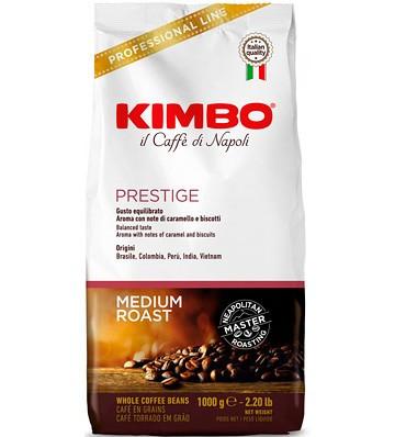 Кава Kimbo Prestige в зернах 1 кг