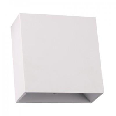 Светильник фасадный SMD LED SEKOYA белый настенный