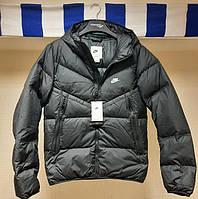 Куртка мужская Nike Sportswear Storm-Fit Windrunner Black/White