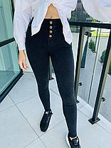 Женские джинсы-джоггеры батал с 48 по 98 размер, фото 2