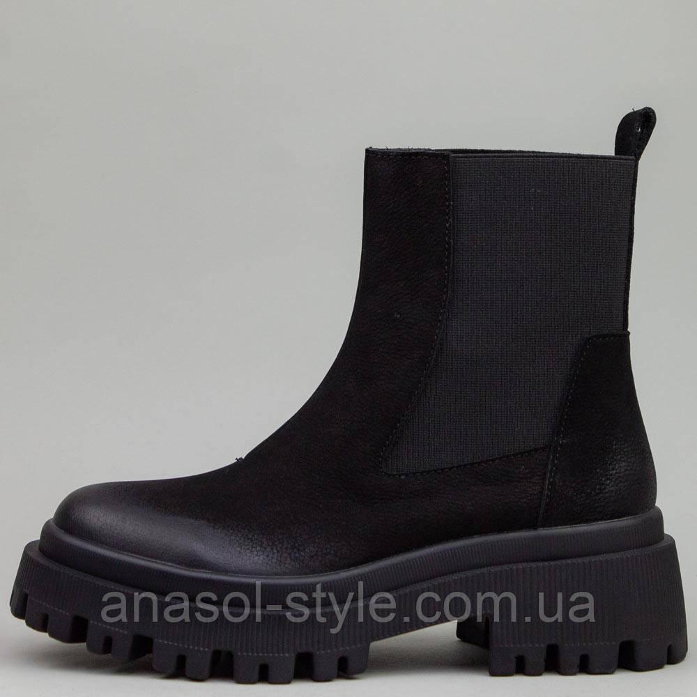 Челси Vanessa B-170-01 Ж 580567 Черные