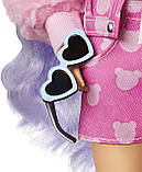 Кукла Барби Экстра с сиреневыми волосами GXF08, фото 5