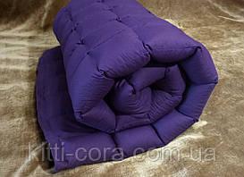 Двуспальное утяжеленное одеяло. 170х210см, 10кг, с наполнителем из гречневой шелухи (лузги).
