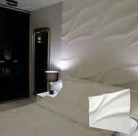 """Гіпсова 3d панелі для стін """"Лотос"""" (декоративна 3д панелі для стін)"""