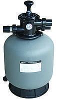 Песочный фильтр для бассейна Emaux P400, 6.12 м³/ч, верхнее подключение