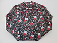 Женский зонт  Star Rain 3 сложения полный автомат