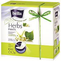 Ежедневные прокладки Panty Herbs tilia 60 шт