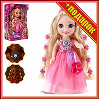 Интерактивная кукла Фея M 4483 I UA звук на укр. языке,Интерактивная кукла,Кукла большая