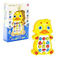 Детский смартфон Утёнок (Укр) KI-7059