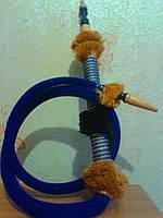 Трубка для египетского кальяна с длинным мундштуком