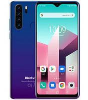 Смартфон Blackview A80 Plus 4/64GB Gradient blue Гарантія 3 місяці