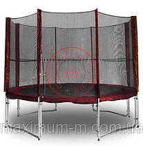 Защитная сетка для батута МВМ MAROON 304 см. Kidigo