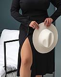 Плаття чорне, фото 4