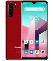 Смартфон Blackview A80 Plus 4/64GB Coral red Гарантія 3 місяці