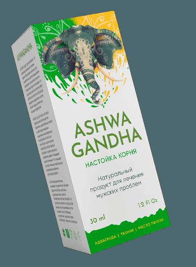 Ashwagandha (Ашваганда) — капли для потенции, Официальный сайт