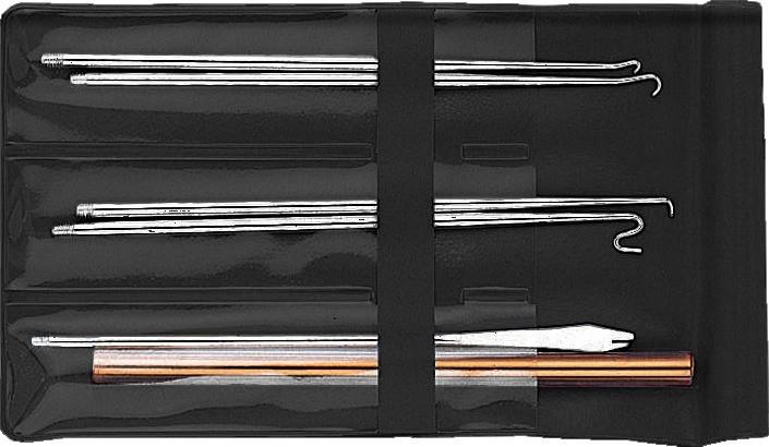 Набір гачків вкручиванных в рукоятку і рукоятка, Bahco, 5419/6T