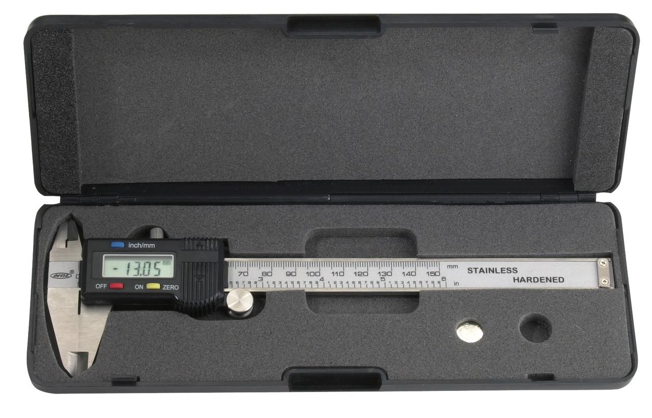 Точное измерение, Электронный штангенциркуль, Bahco, 1150D